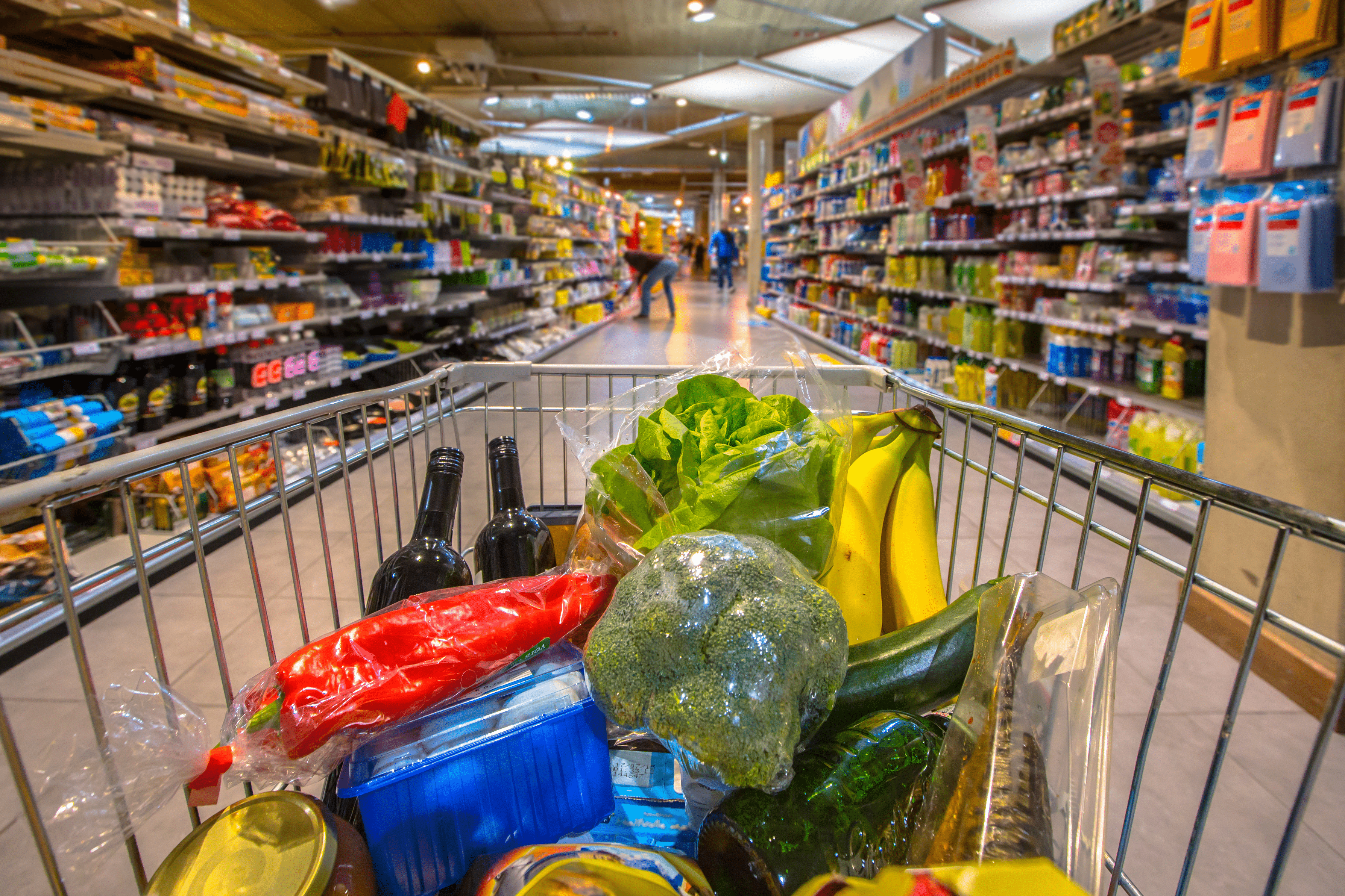 Measuring the Impact of COVID-19: Grocery