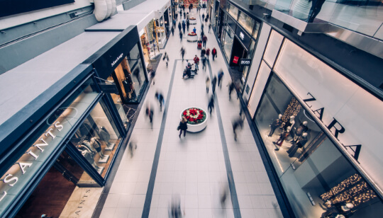 Intalytics Commentary: A Visit to the Local Mall