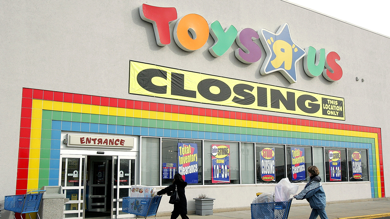 """Is the Third Time a Charm (or perhaps a Beanie Baby) for Toys """"R"""" Us?"""